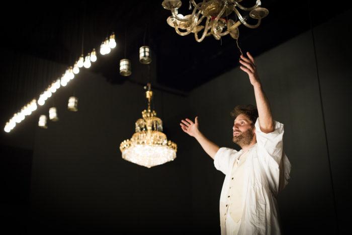Wegens succes op 25 en 26 april in Theater Frascati te Amsterdam