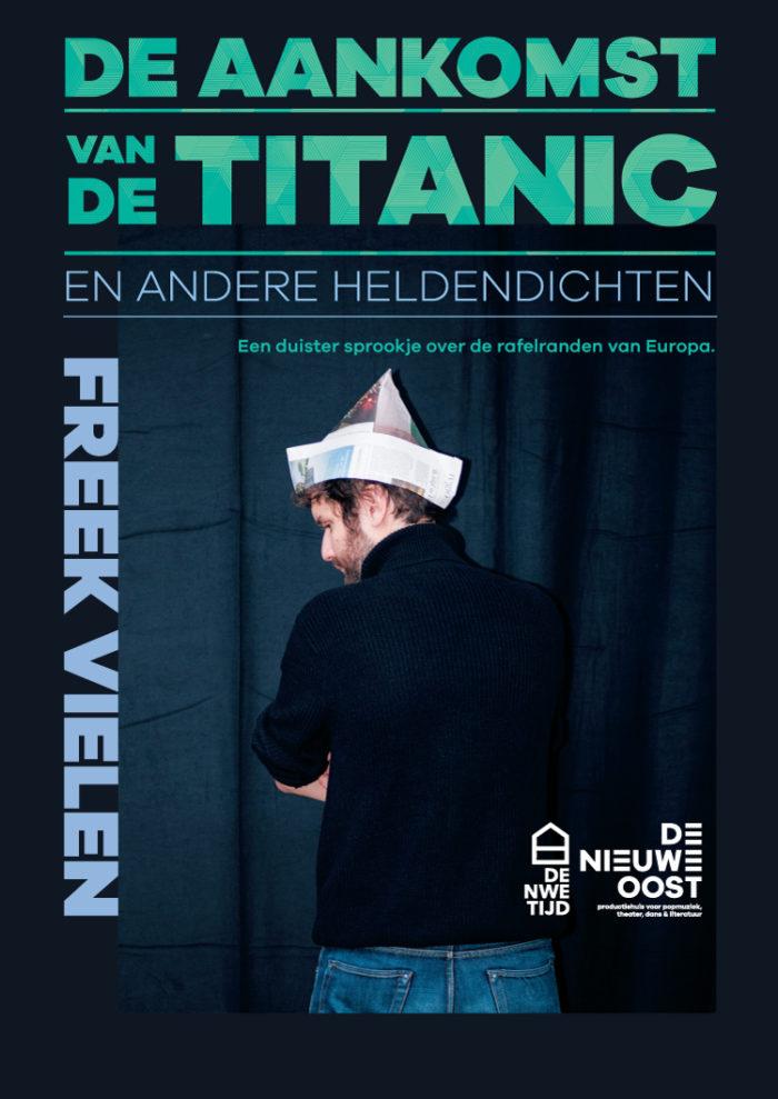 De aankomst van de Titanic